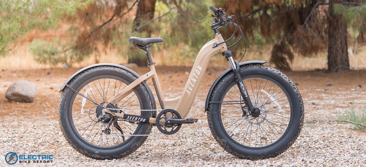 aventon aventure best electric bike for seniors