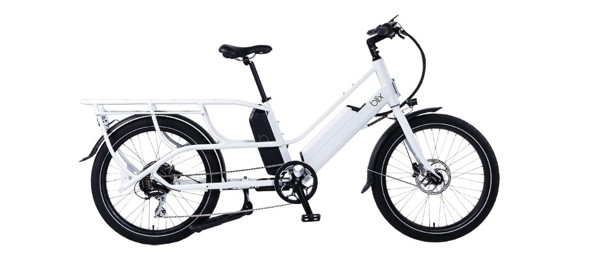 Blix Packa Genie best electric cargo bikes