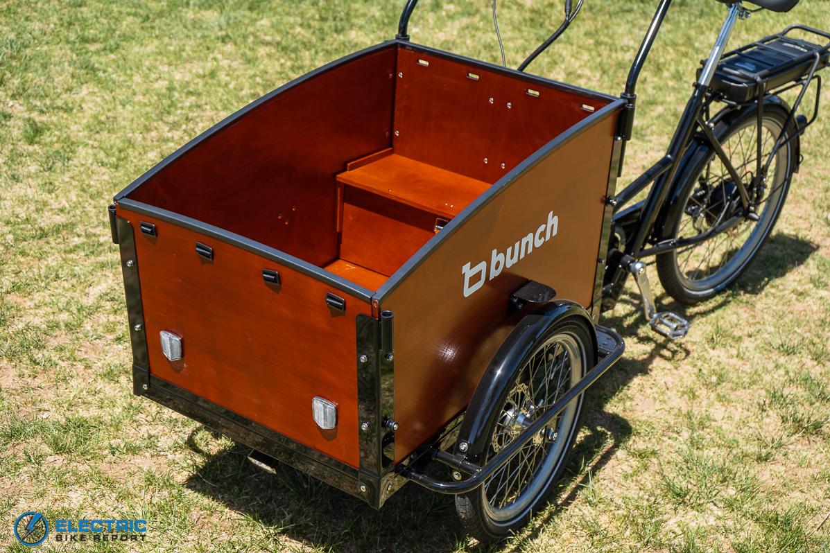 Bunch Bikes - The Original - Cargo Box Dimensions