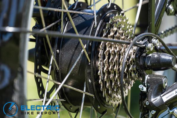 Bunch Bikes - The Original - Motor