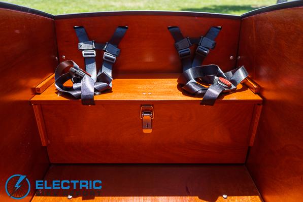 Bunch Bikes - The Original - Seatbelts