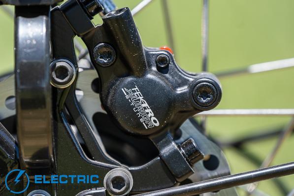 Bunch Bikes - The Original - Tektro Auriga Brakes