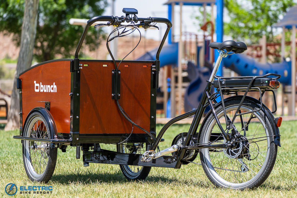 Bunch Bikes - The Original - Turning Radius