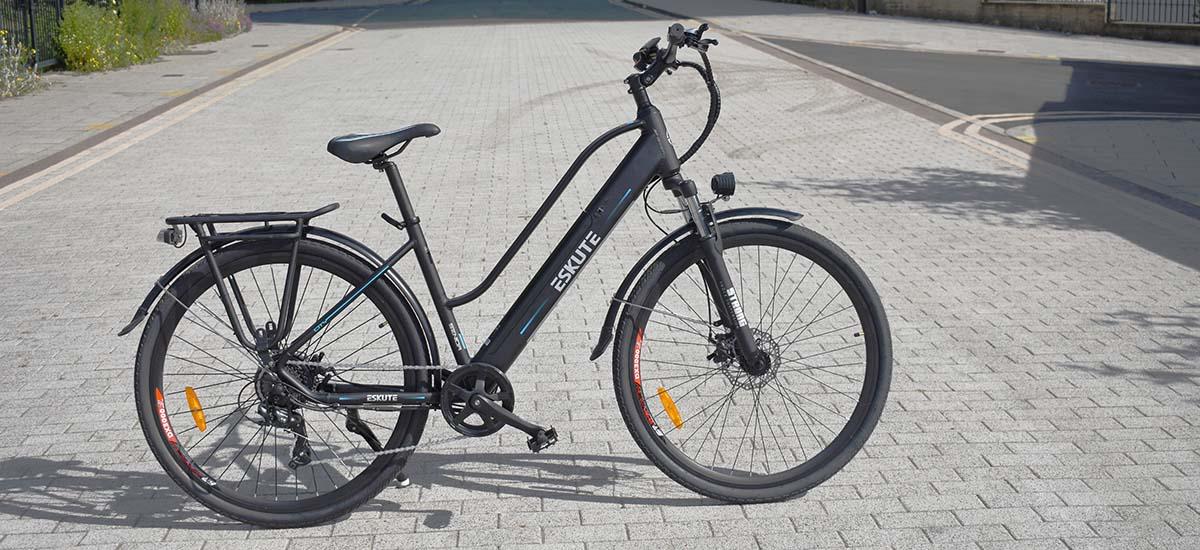 eskute wayfarer electric bike review