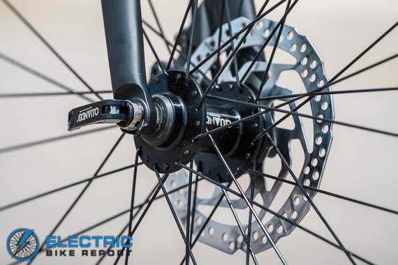 Propella V4 - Quick Release Wheel