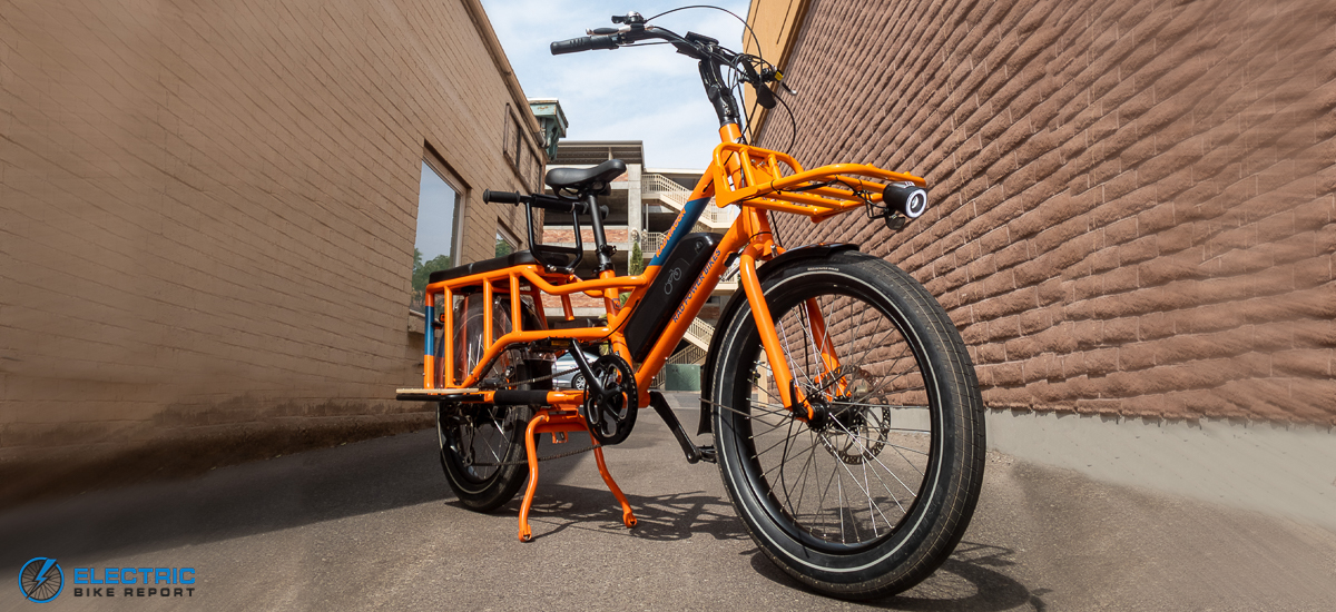 Best Cargo E-Bikes of 2021