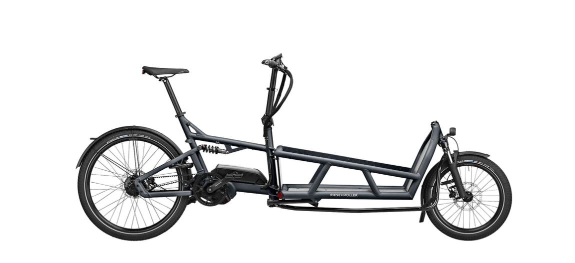 Riese and Muller Load 75 best electric cargo bikes
