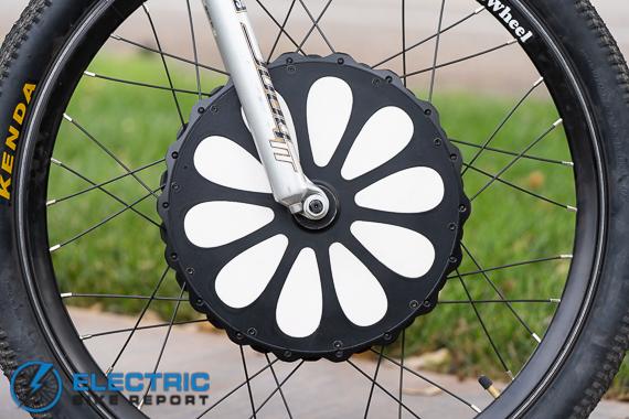 Smart Bike Wheel Hub Body