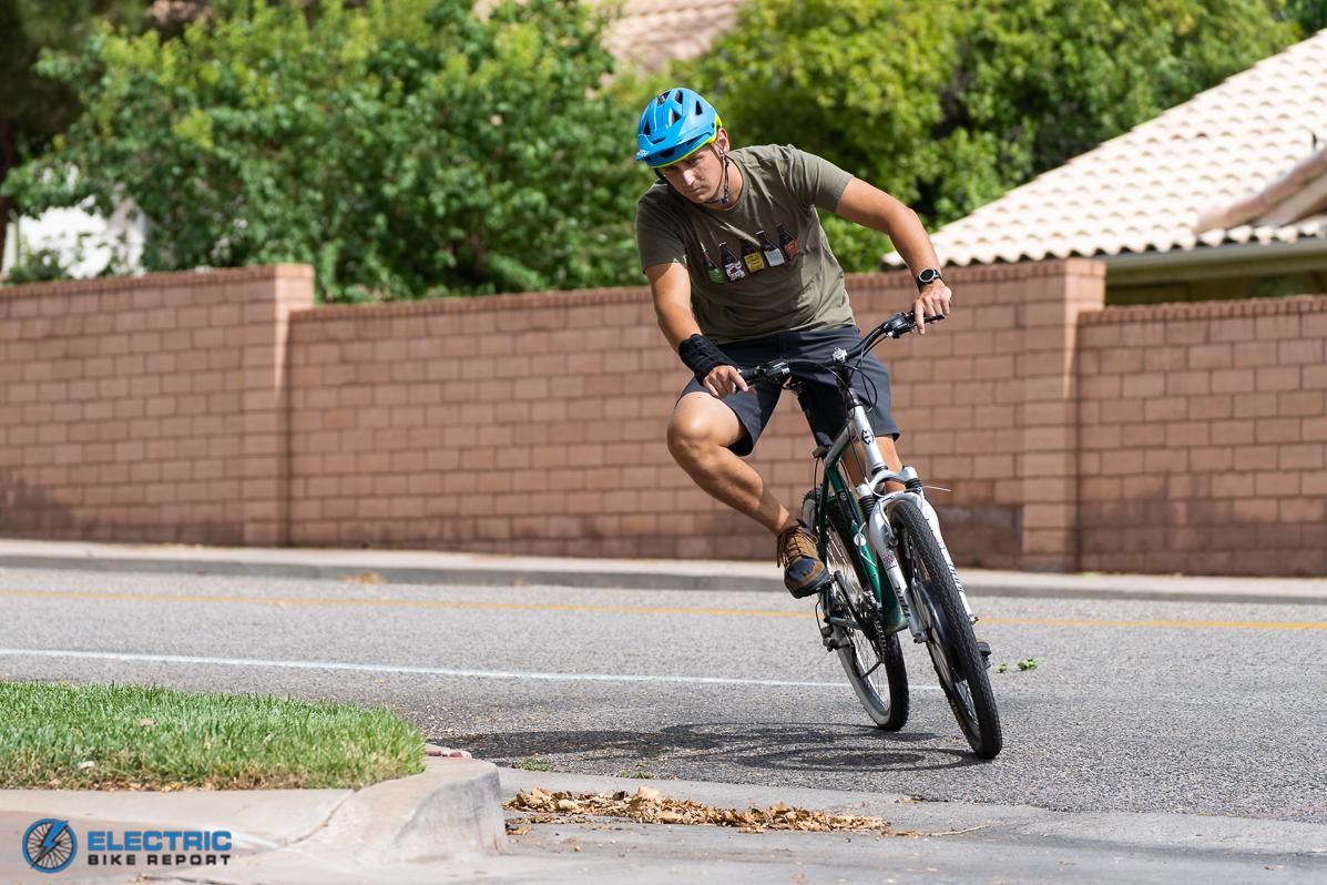 Smart Bike Wheel - Testing