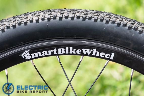 Smart Bike Wheel- Tire