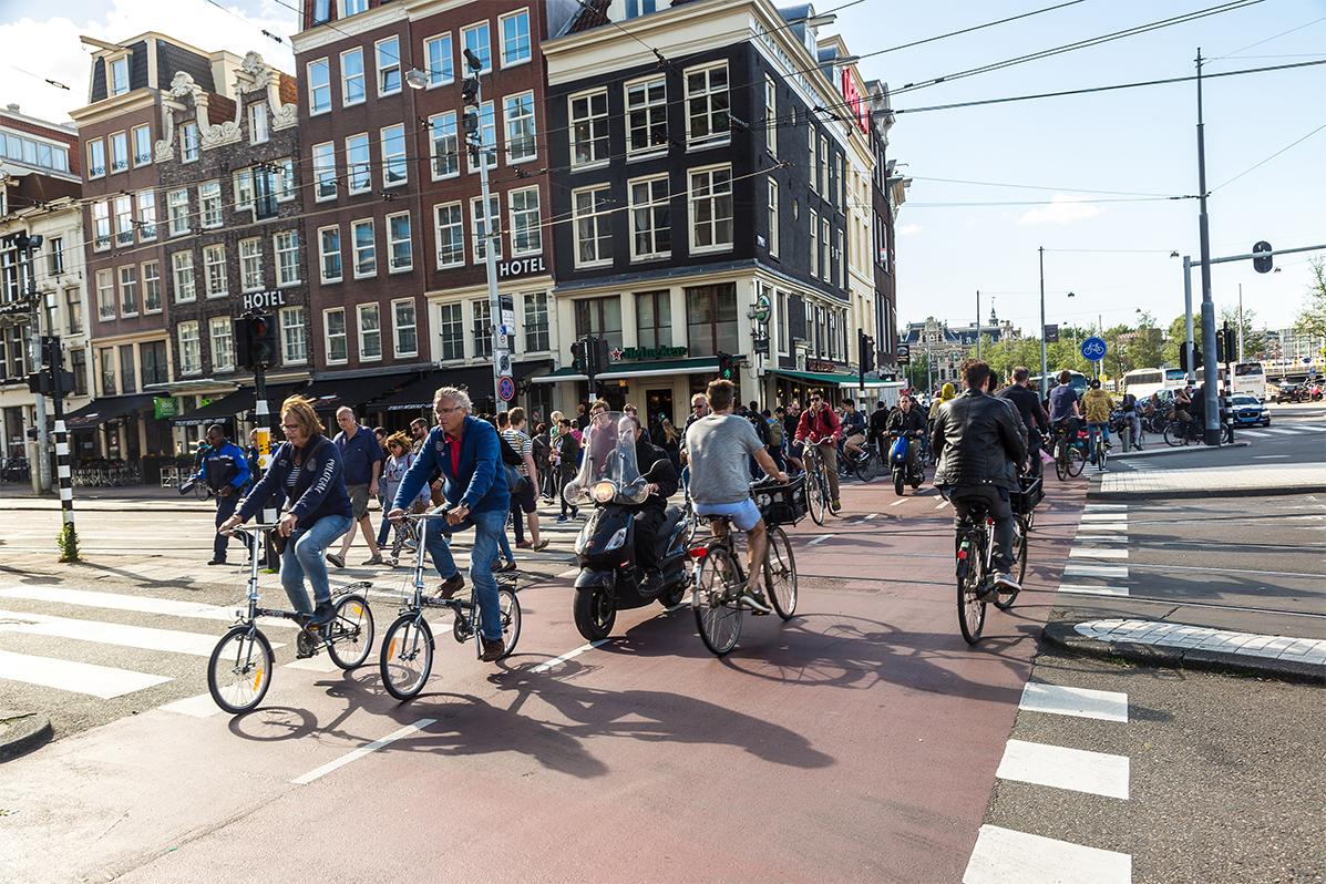 Why are e-bikes safe for seniors
