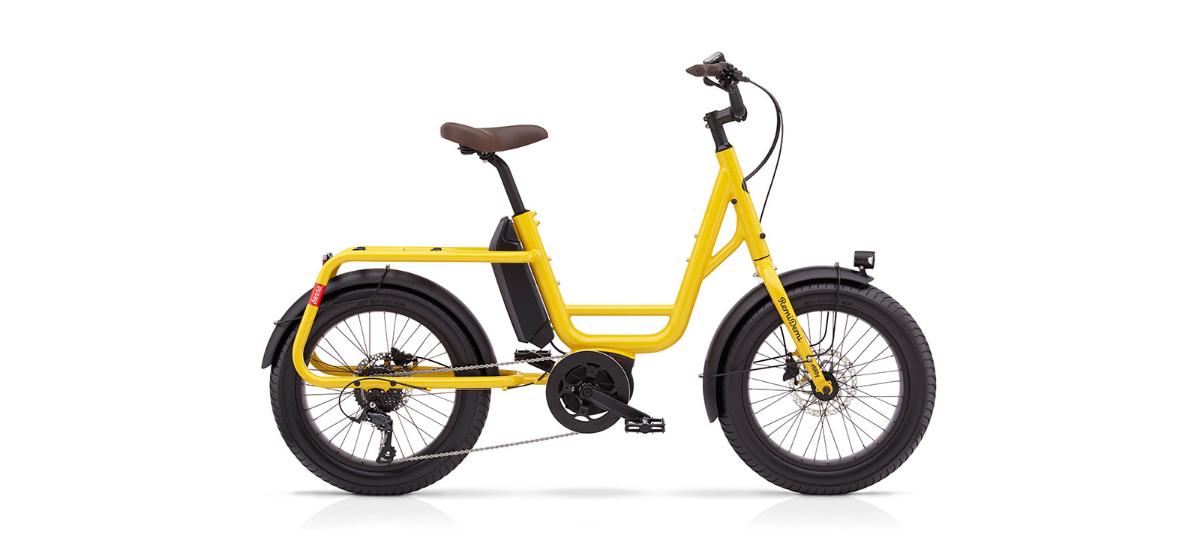 Benno Remi Demi 9D best electric cargo bike
