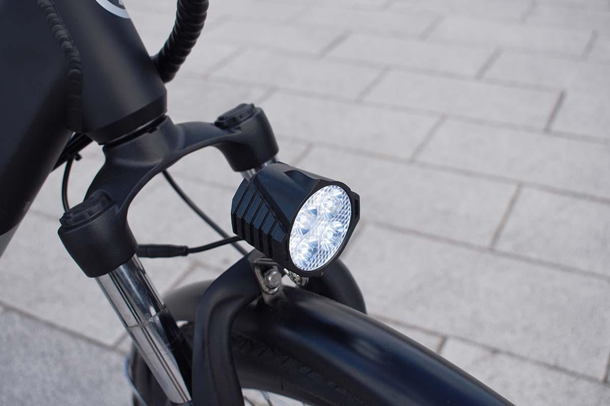 Eskute Wayfarer Front LED