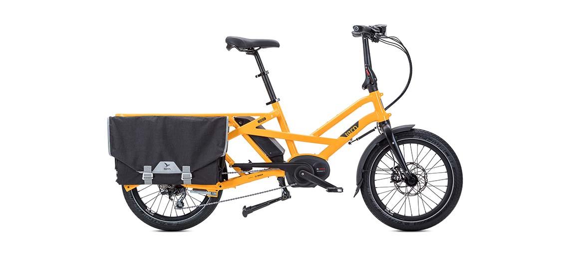 Tern gsd10 best electric cargo bikes