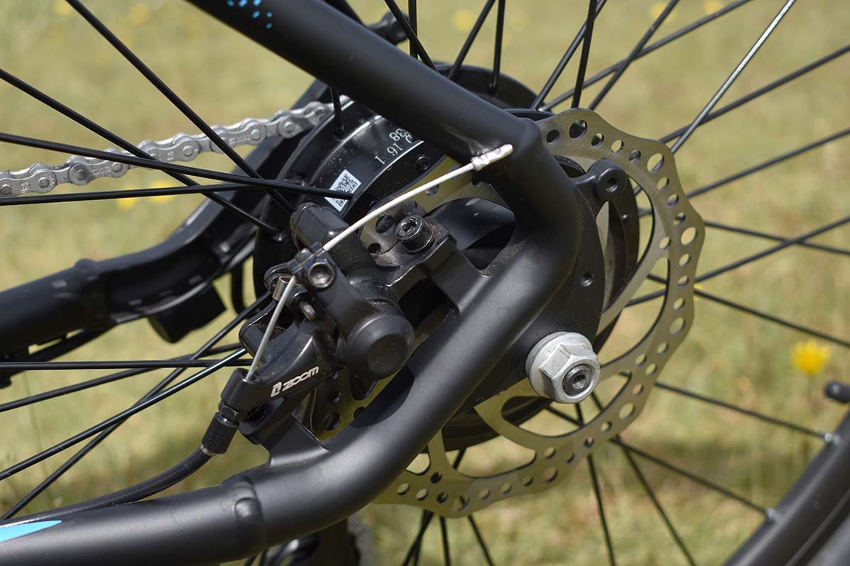 Eskute Voyager Zoom Mechanical Disc Brakes