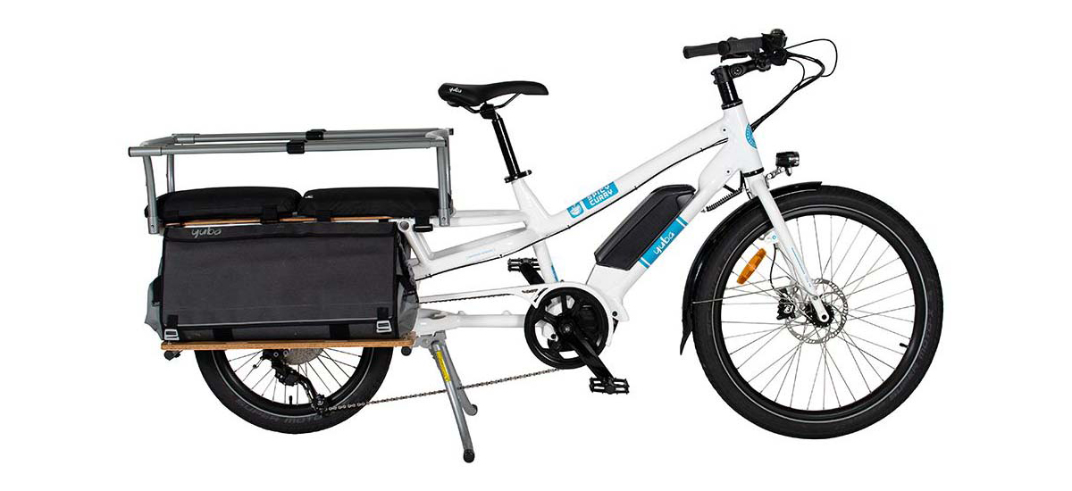 yuba spicy curry v3 best electric cargo bike
