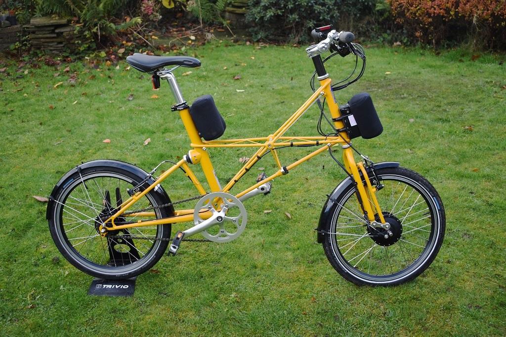 e-bike conversion kits - ARCC Moulton