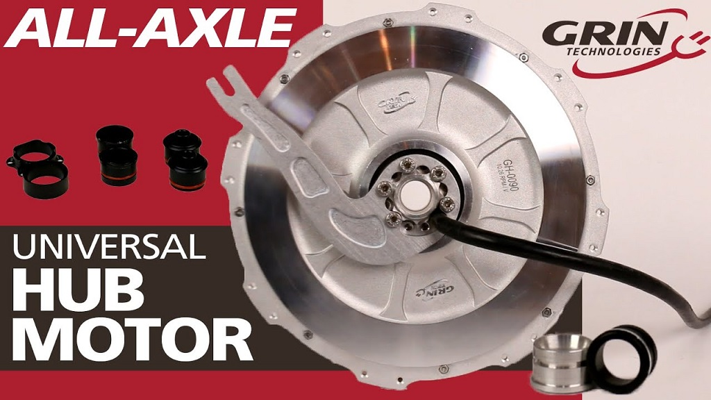 e-bike conversion kits - all axle
