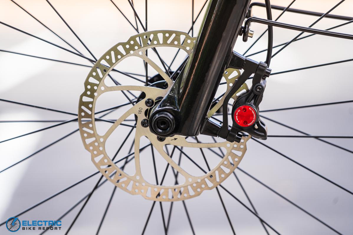 Aventon Level Step Through - 180mm Zoom Disc Brake Rotor