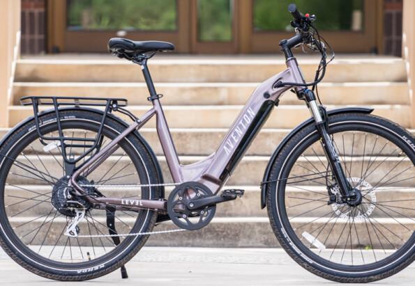 Aventon - Level - Step Through - Electric Bike Review - Header