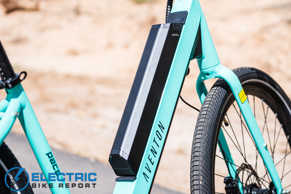Aventon Pace 500 Step Through Electric Bike Review 48v 11.4ah Battery