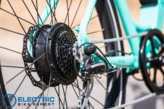 Aventon Pace 500 Step Through Electric Bike Review 500 Watt Motor