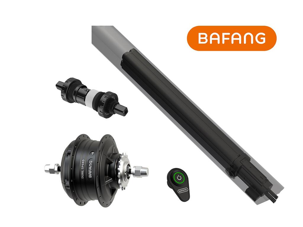 Bafang dual drive