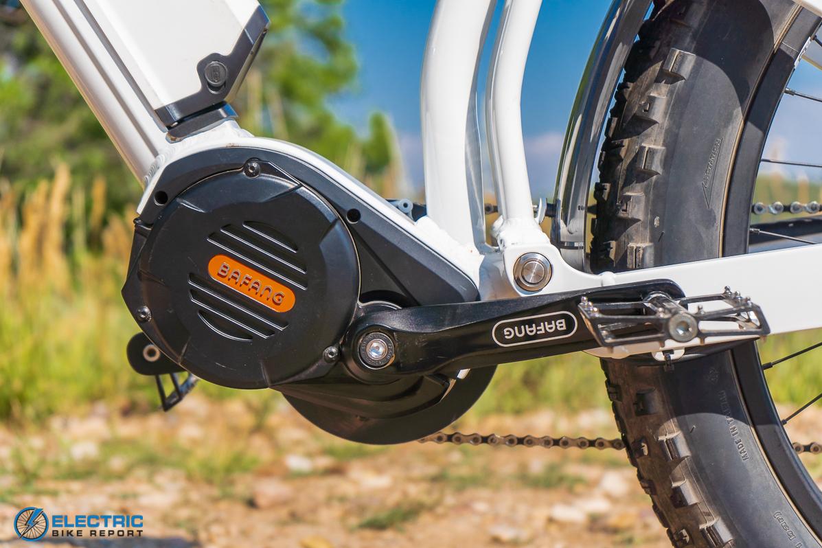 Backou Storm Electric Bike Review motor