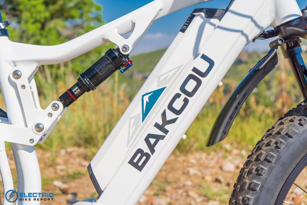 Bakcou Storm Electric Bike Review battery