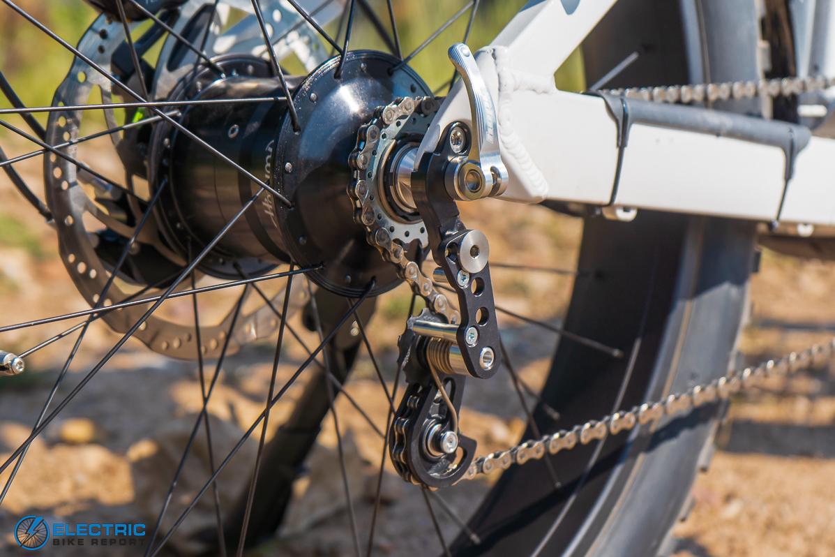 Bakcou Storm Electric Bike Review rohloff