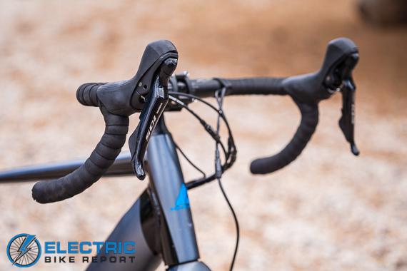 Bulls Grinder Evo Lite Electric Gravel Bike Review Shimano 105 Brakes