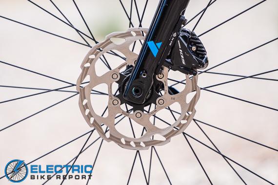 Bulls Grinder Evo Lite Electric Gravel Bike Review Shimano Hydraulic Disc Brakes