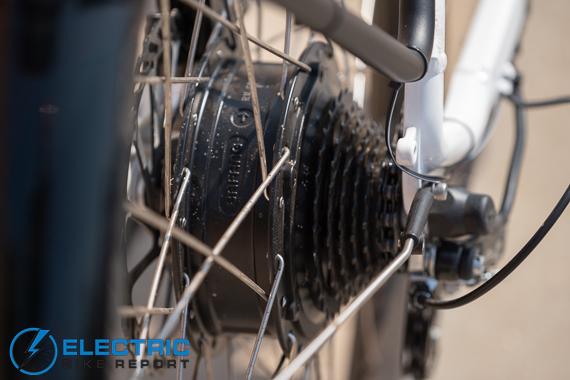 Euphree City Robin Electric Bike Review 500 w Bafang Motor