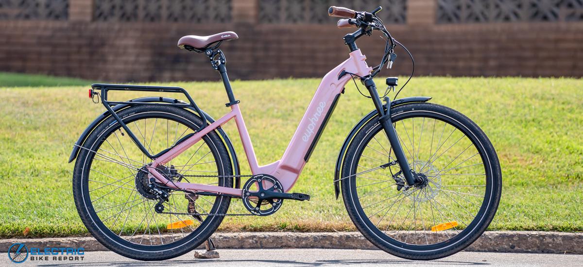 Euphree City Robin Electric Bike Review