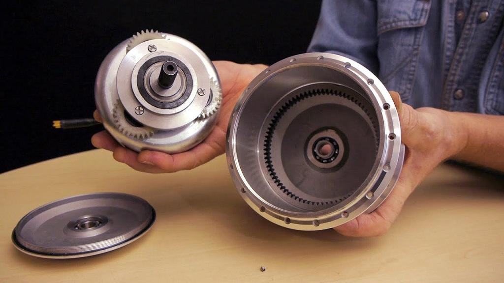 E-Bike Conversion Kits - Geared motor