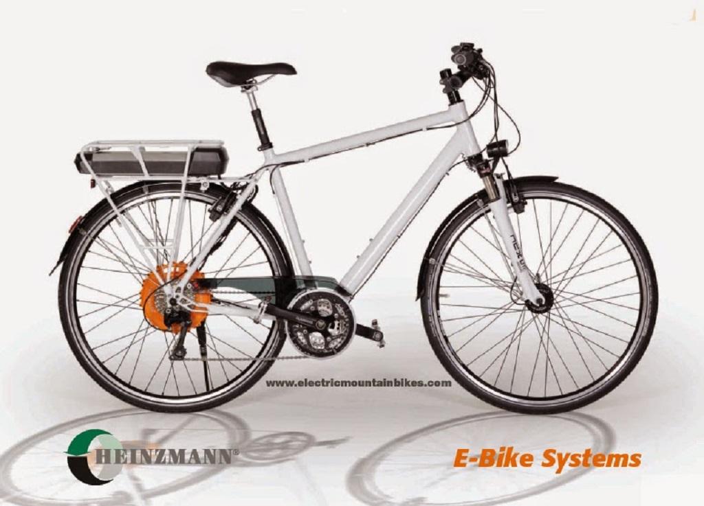 e-bike conversion kits - heinzmann