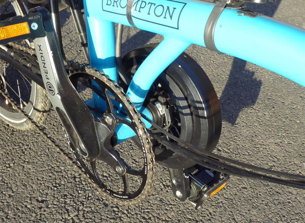 e-bike conversion kits - pendix