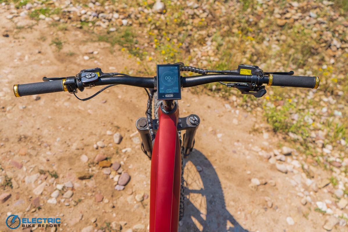 QuietKat Jeep Electric Bike Review front