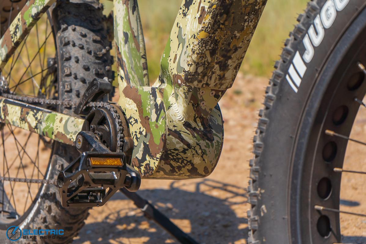 QuietKat Apex Electric Bike Review motor