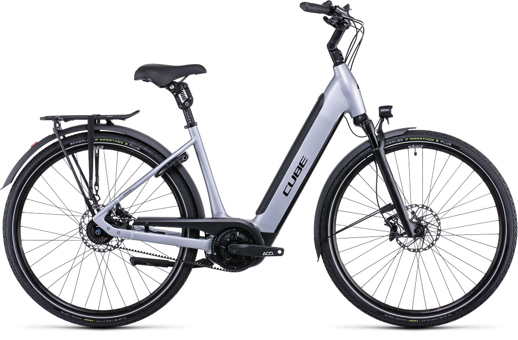 Supreme new city and leisure e-bike