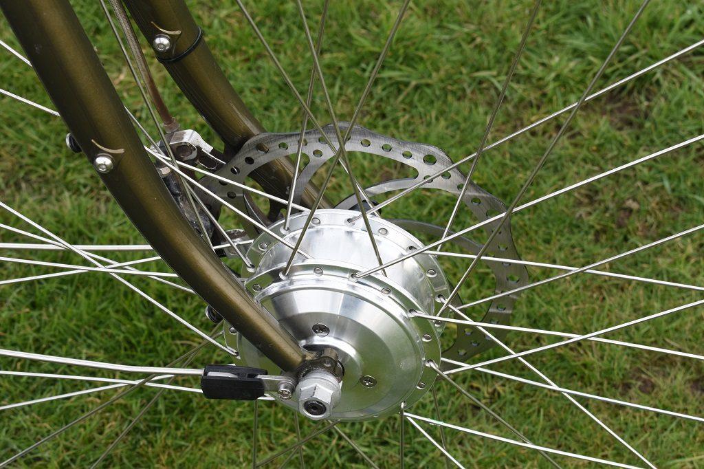 e-bike conversion kits - Swytch hub motor
