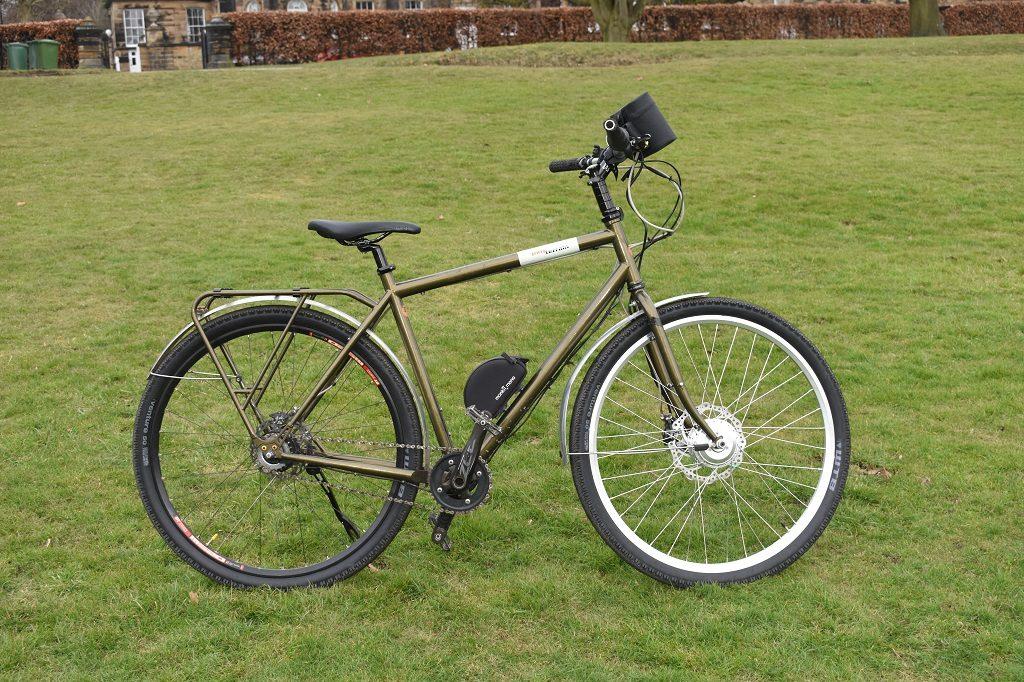 e-bike conversion kits - Swytch overview