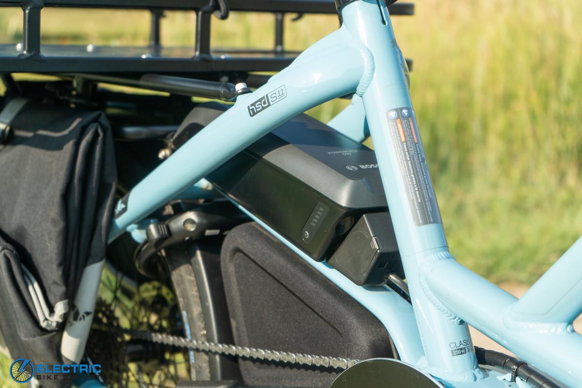 How long will an electric bike battery last? Bosch