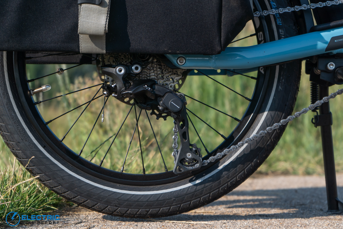 Tern HSD S11 Electric Bike Review XT