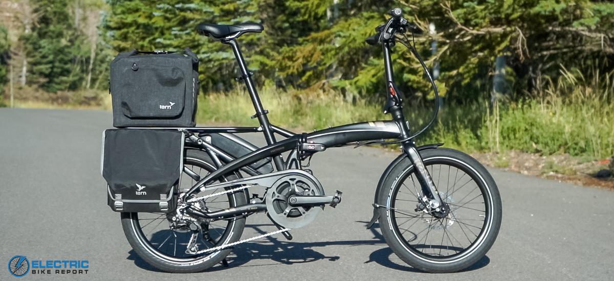 Tern Vektron S10 Electric Bike