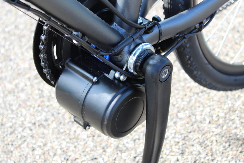 e-bike conversion kits - Tongsheng mid drive