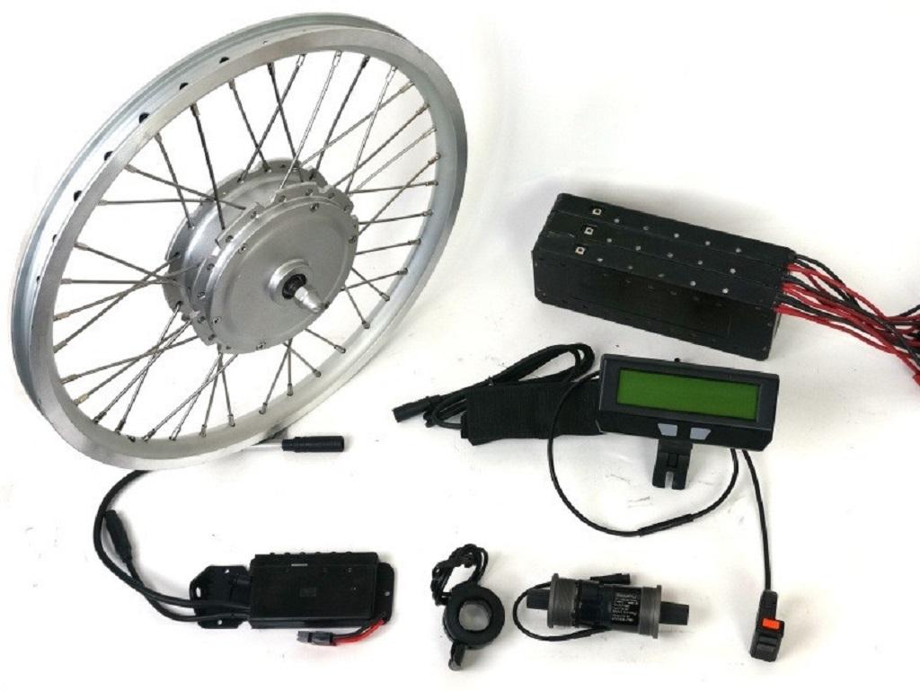 e-bike conversion kits - brompton