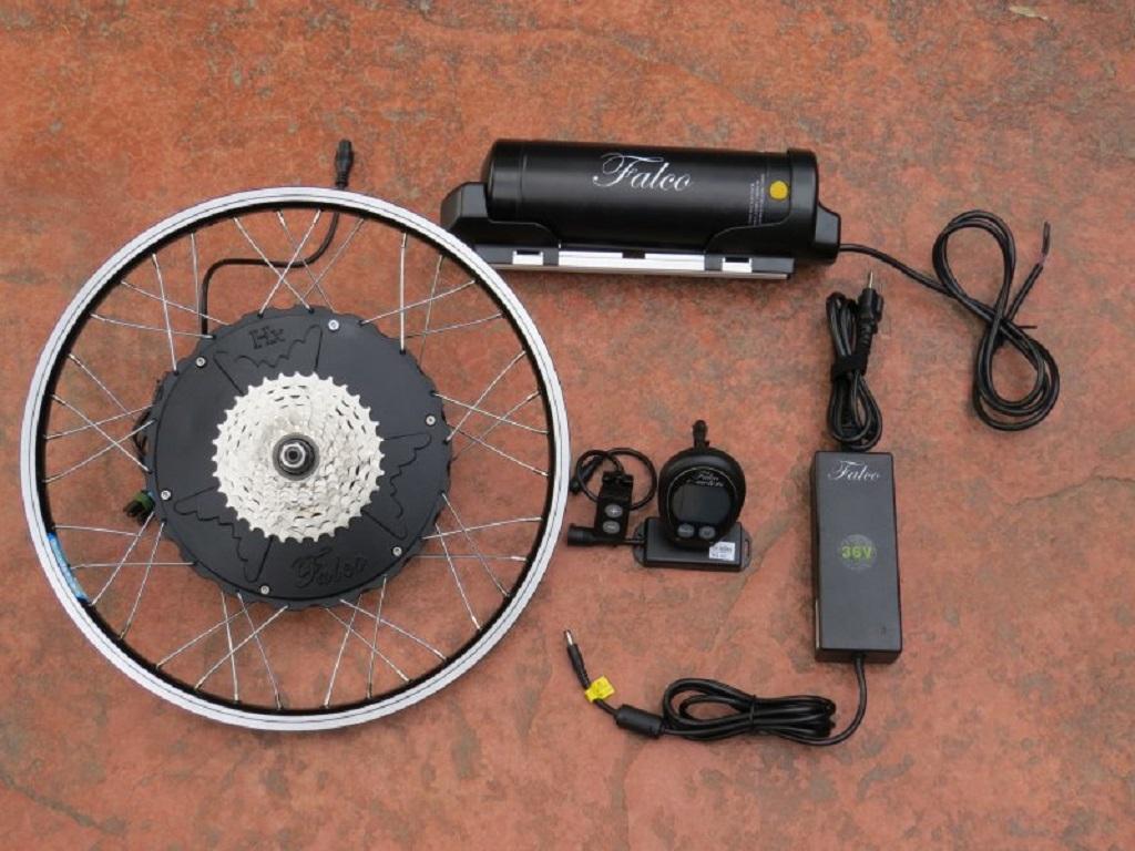 e-bike conversion kits - Falco