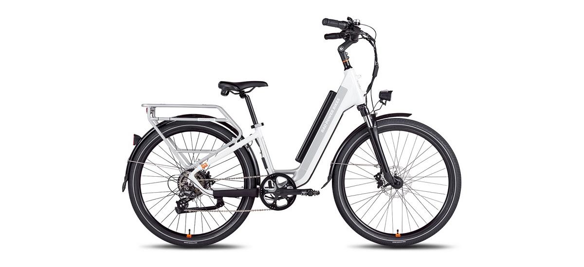 rad power bikes radcity 5 plus step thru electric bike review