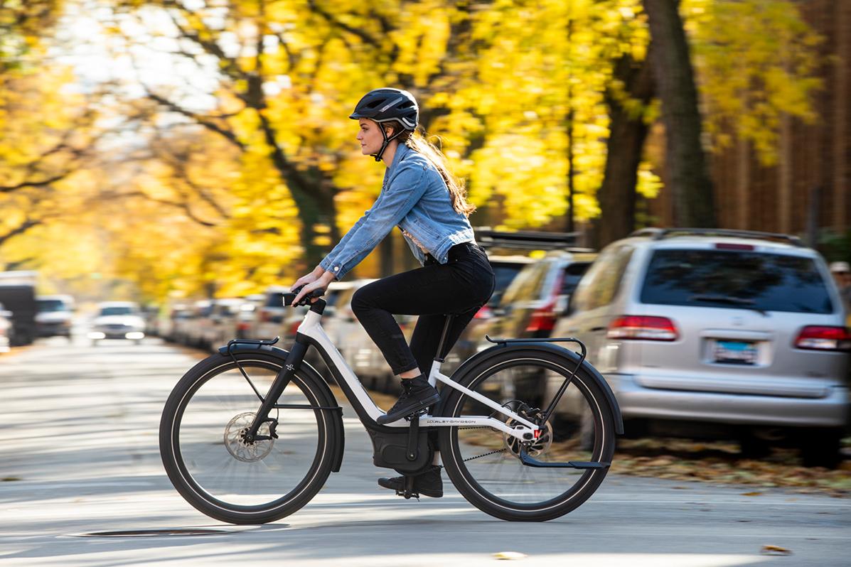 Serial 1 electric bike mosh cty black